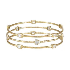 Abigail Bangle Stack