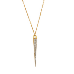 Lillian Pave Necklace