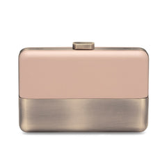 Elin Clutch in Nude