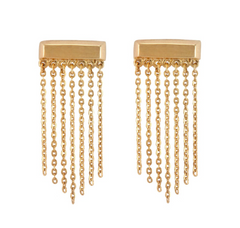 Haillie Fringe Earrings
