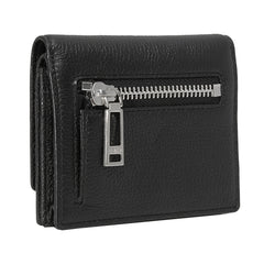 Soho Mini Wallet in Black