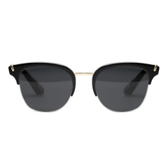 Burke Sunglasses in Black