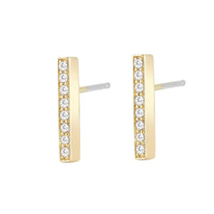 Edo Bar Earrings