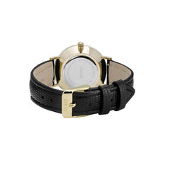 Cluse Black and Pearl Watch
