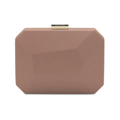 Adele Clutch in Blush