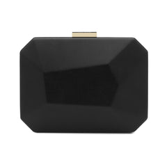 Adele Clutch in Black