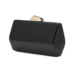 Elodie Clutch in Black