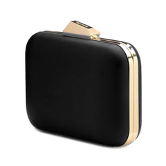 Cady Clutch in Black
