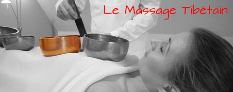 Le massage tibétain