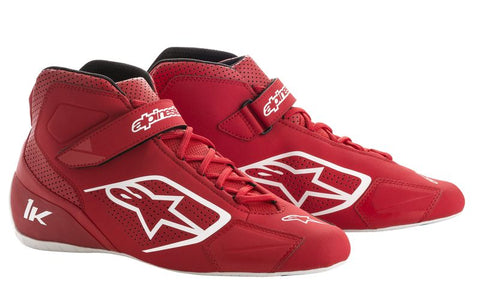 Alpinestars Boots Tech 1-K Red | White