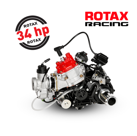 Rotax 125 Max DD2 EVO Engine Complete