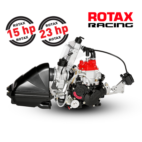Rotax FR125 Junior Max EVO Engine Complete