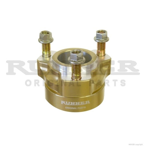 Wheel Hubs Rear 30mm - HAASE
