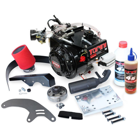 Torini 4S Clubmaxx Cadet Sealed Engine Complete (Incl Eng Kit & Oil)