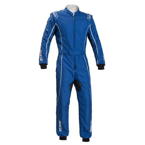 Sparco Kart Suit Groove KS-3 - Blue/White