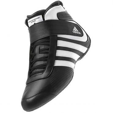 Adidas Boot Black | White