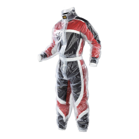 OMP Rainsuit - Clear