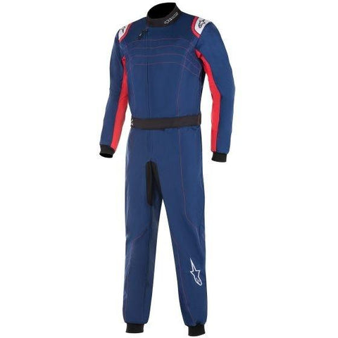 Alpinestars Suit KMX-9 V2 S Blue Navy | Red | White