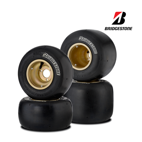 Bridgestone YDS Junior Tyres - Set