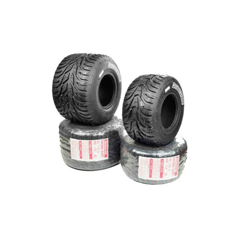 Bridgestone YLP Junior Wet Tyres - Set