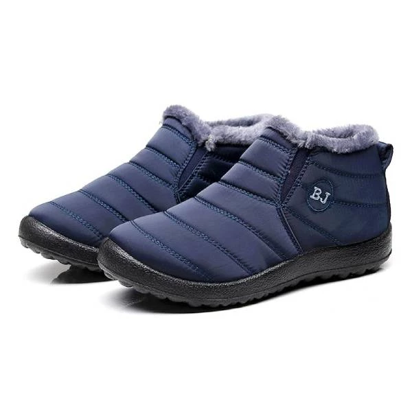 Waterproof Thickening Winter Shoes for Women and Men