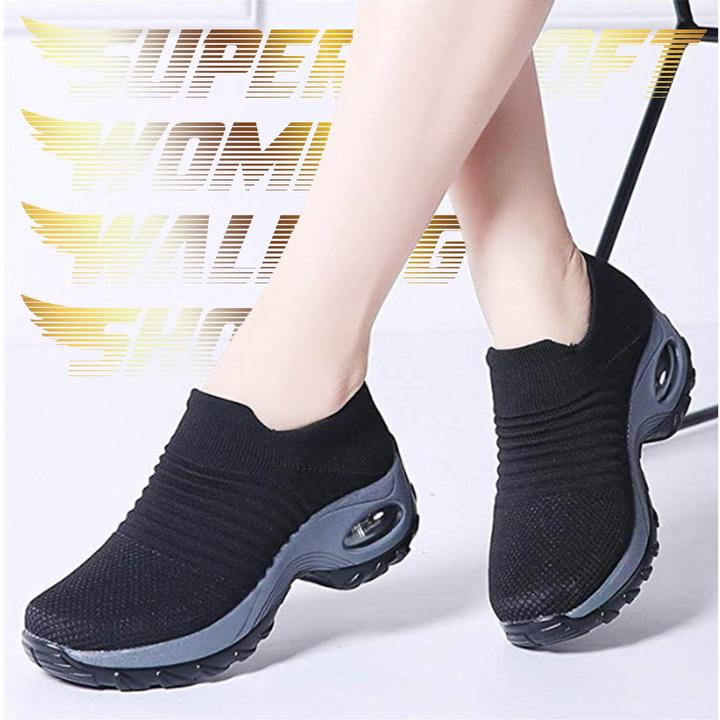 (🔥Hot Sales🔥) Women's Walking Shoes Sock Sneakers