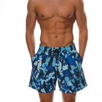 Summer Mens Beach Short Pants (Random two in one box )