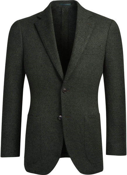 Men's Single Breasted Jacket