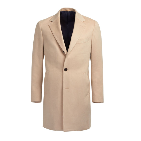 Men's Single Breasted Coat