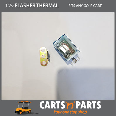 FLASHER THERMAL UNIT 12v