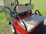 2015 EZGO RXV 4 SEATER RED