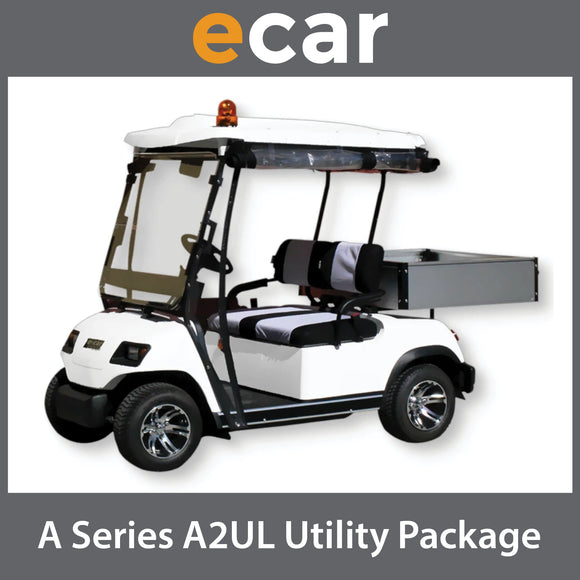 ECAR A2UL SWB UTILITY Golf Cart Buggy Package