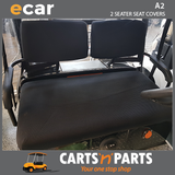 PREMIUM GRADE 2 SEAT COVER SET - Click to Select Golf Cart Model