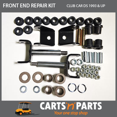 CLUB CAR DS FRONT END REPAIR KIT GOLF CART BUGGY