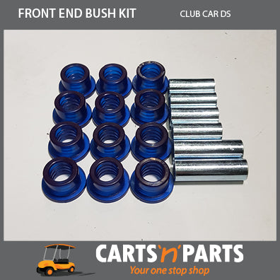 CLUB CAR DS FRONT END BUSH KIT GOLF CART BUGGY