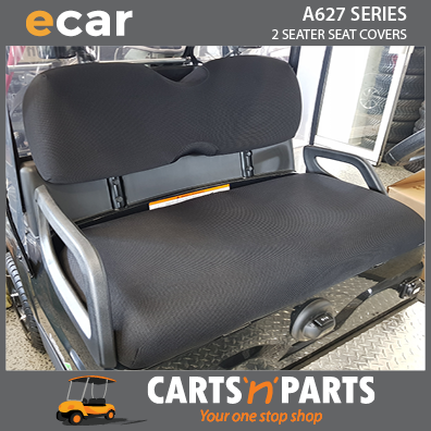 SEAT COVERS - ECAR A627.2 SEAT GOLF CARTS