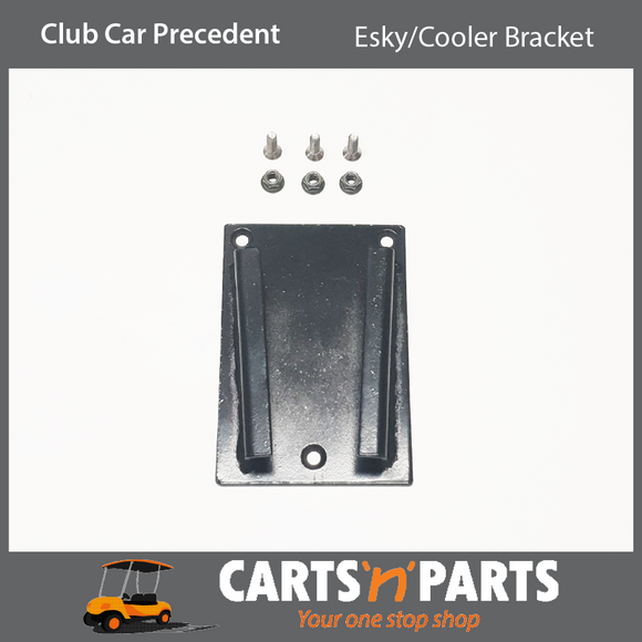 Esky/Cooler Bracket to Suit Club Car Precedent