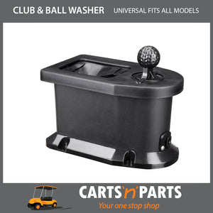Club and ball Washer ONLY