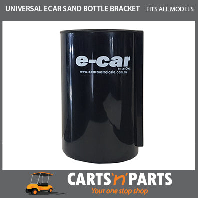 SAND BOTTLE HOLDER ONLY for GOLF CART BUGGY