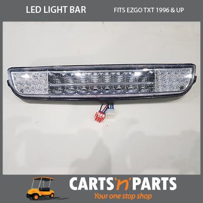 EZGO TXT LED FRONT LIGHT BAR 1996 & UP