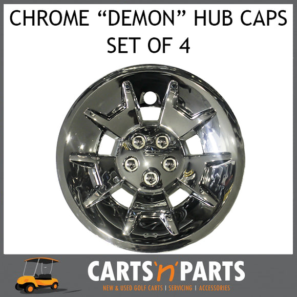 Hub Caps Golf Cart Buggy 10