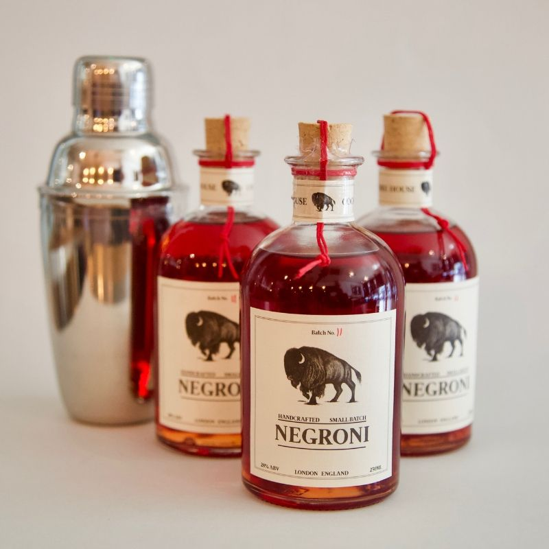 Negroni Classic 250 ML Collection Three Bottles