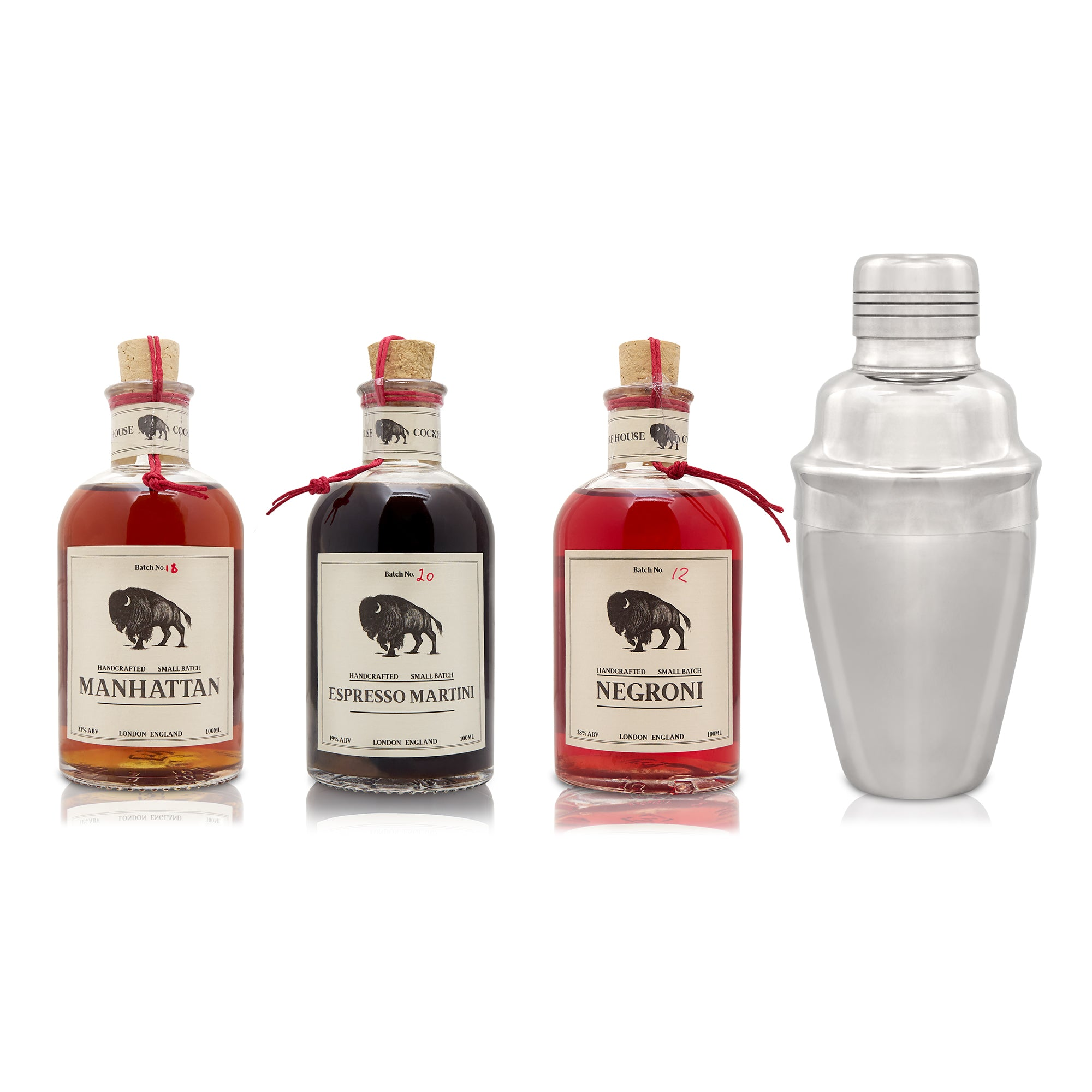Mixed Collection 100ML (Complimentary Cocktail Shaker)