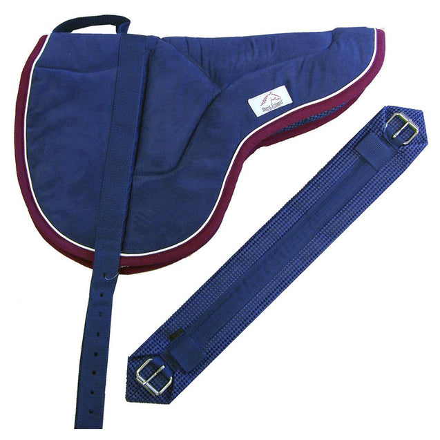 Best Friend English Bareback Pad - Horse - Adult Size - Best Friend Equine