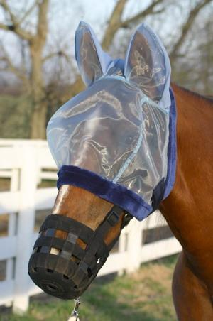 Charlie Bug Off Fly Mask with ears - Best Friend Equine