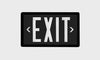 Your non-electrical and code compliant exit sign source