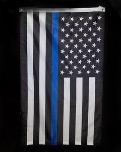 Blue Lives Flag