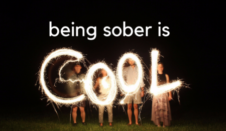 Being sober is the new trend!