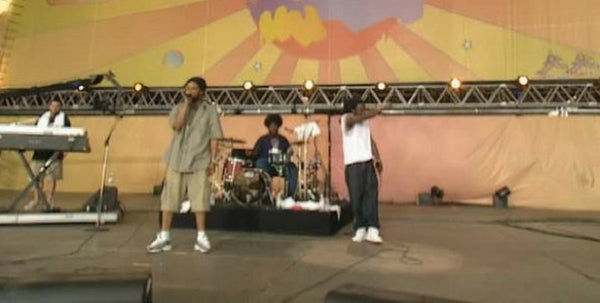 The Roots from Woodstock 99 Reminds Us All What Real Hip Hop Is About