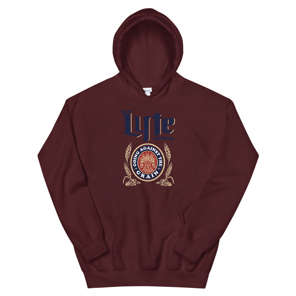 Going Against The Grain Hoodies 4 colors